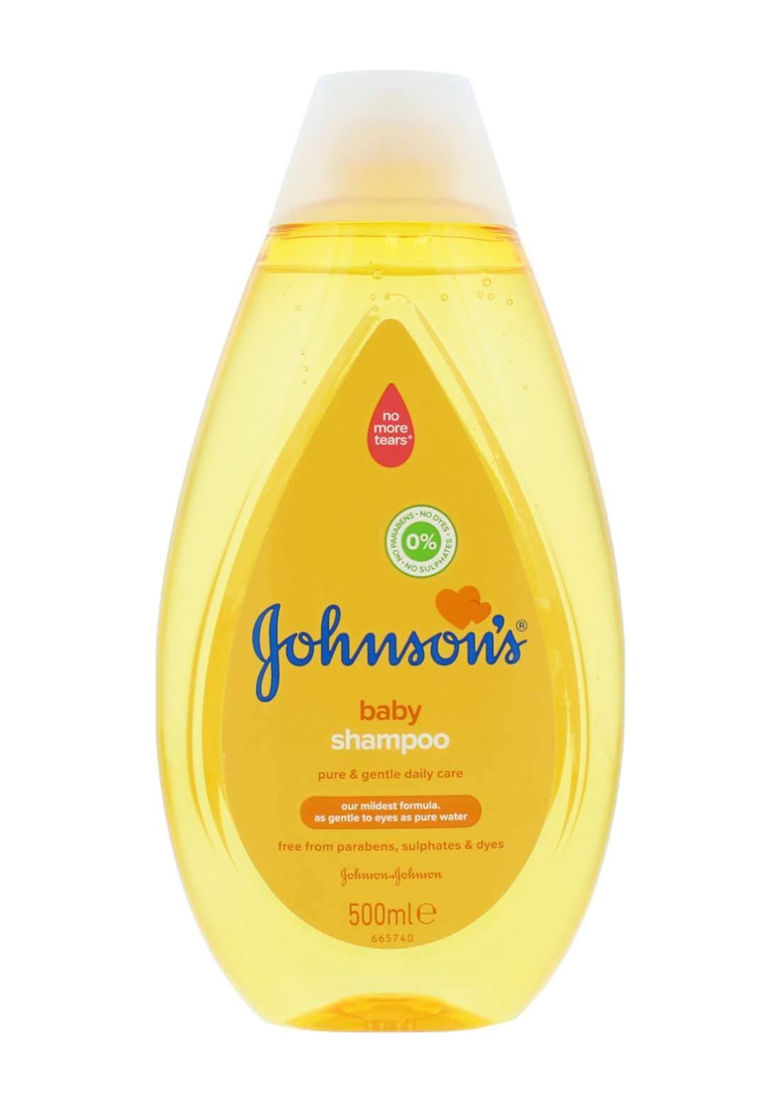 Johnson Baby Shampoo 500mlشامبو للاطفال