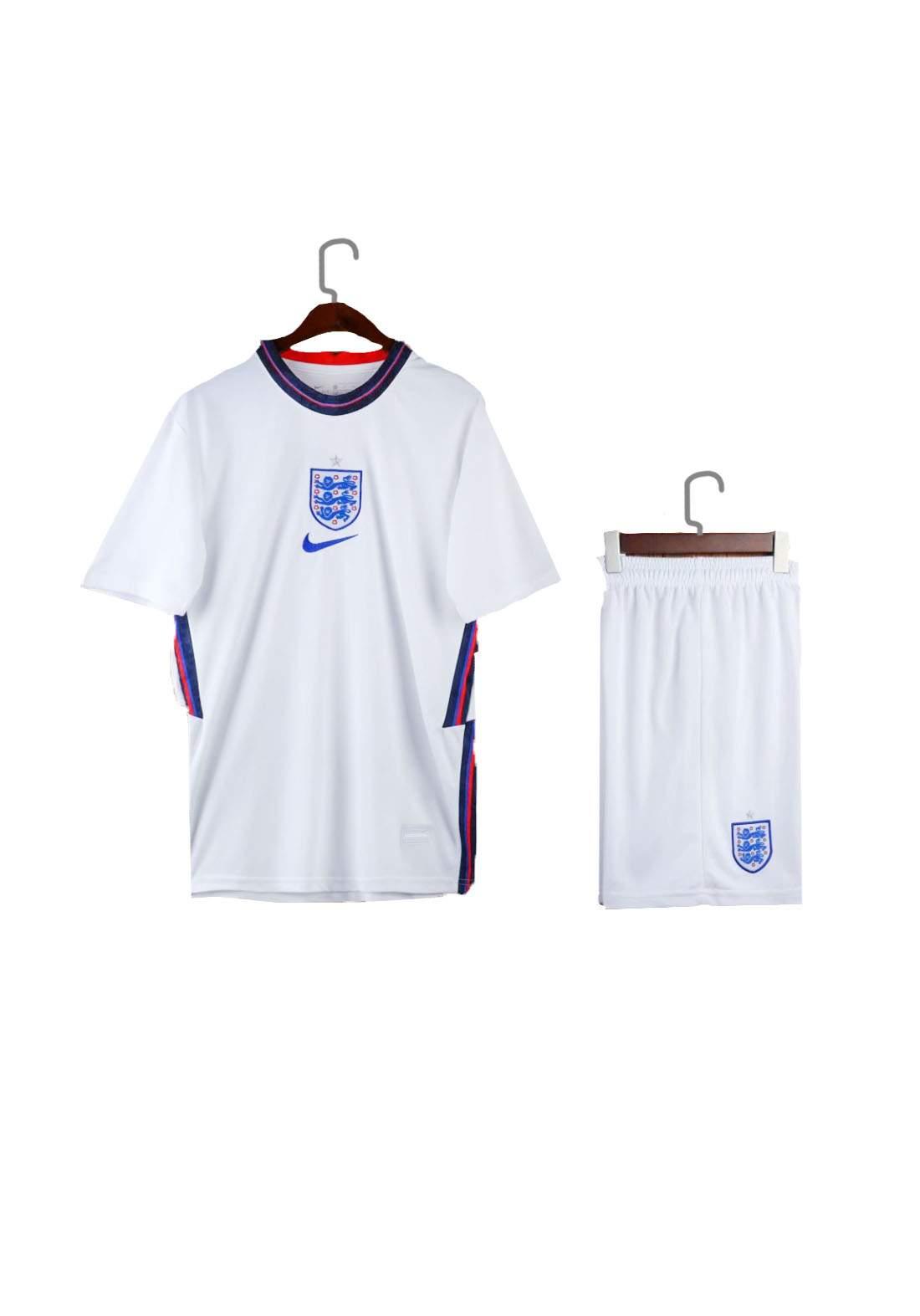 دريس رياضي رجالي England ابيض اللون