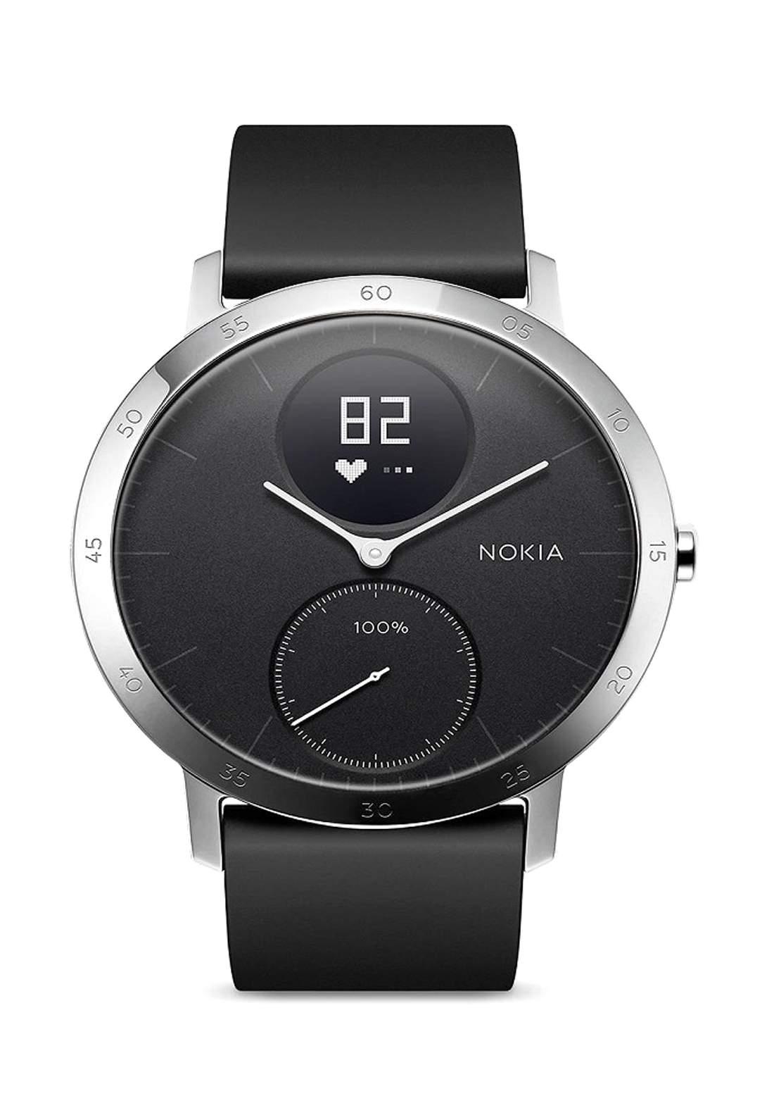 Nokia Steel HR Activity Tracking Watch 40mm - Black