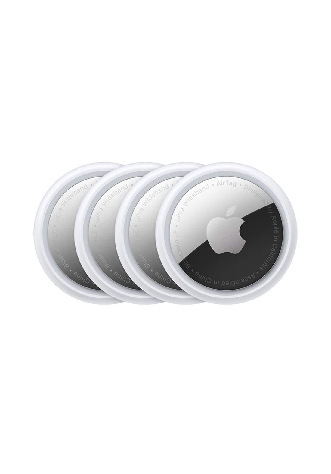Apple AirTag 4 Pack - White