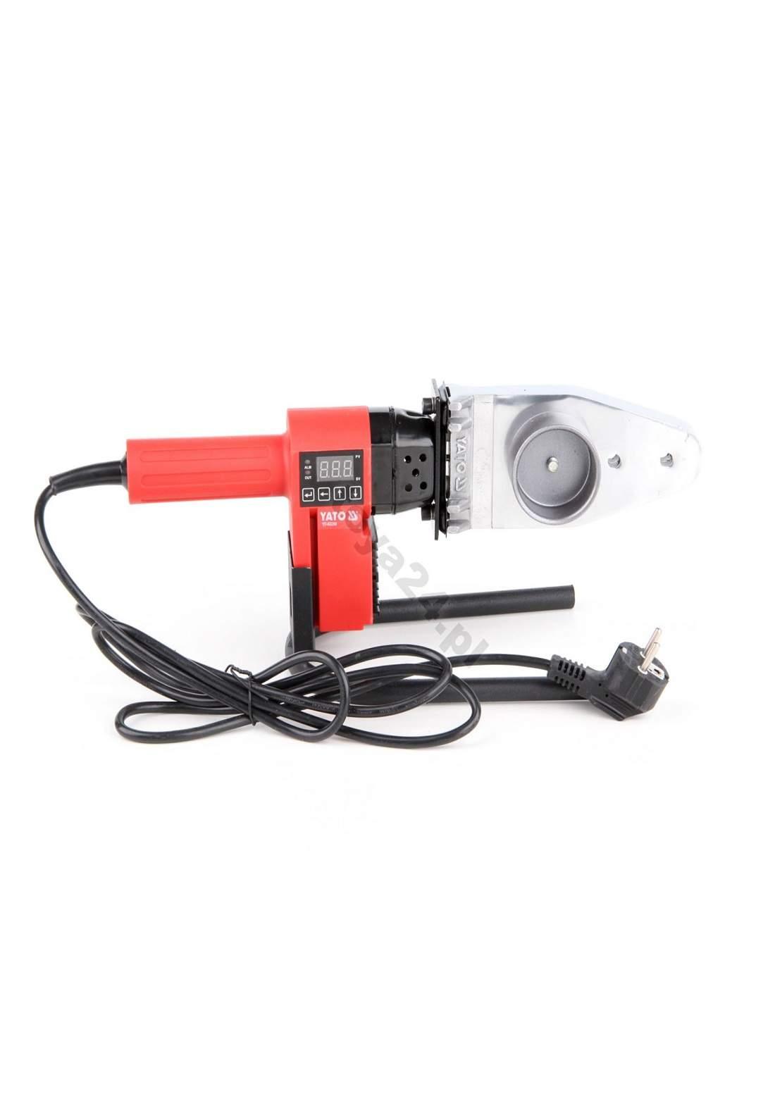 Yato YT-82250 Pvc Plastic Pipe Welder 850w ماكنة لحام
