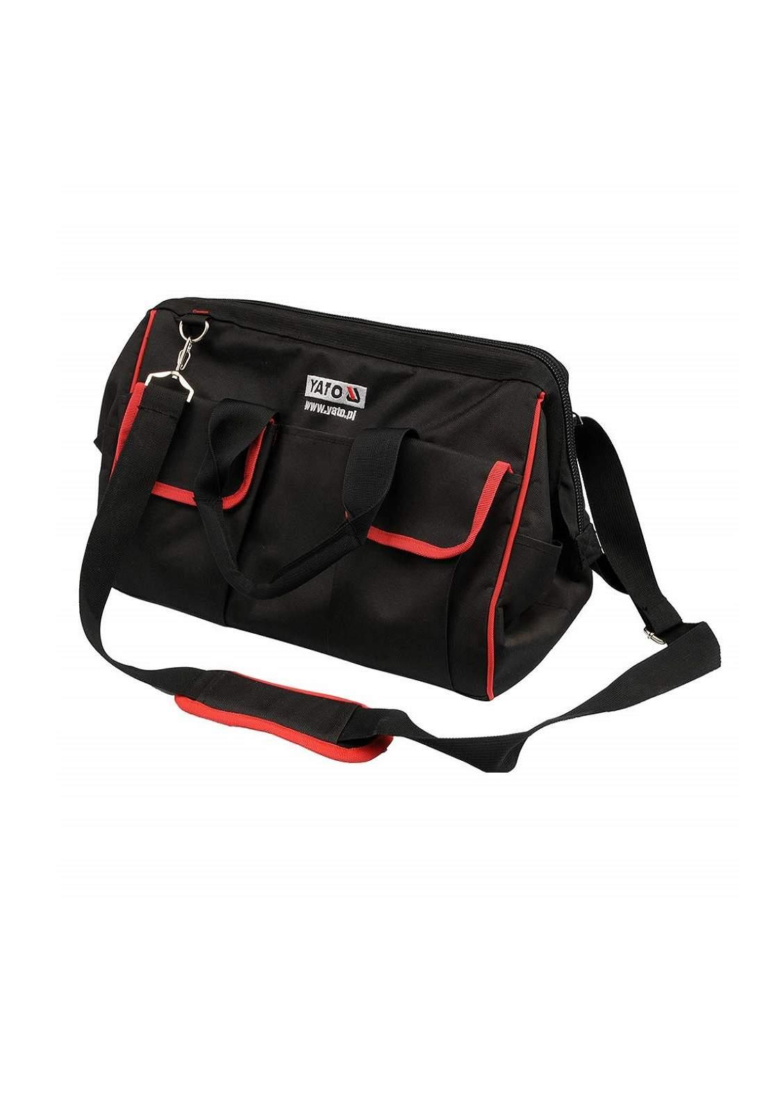 Yato YT-7433 Tool Bag 16 Pockets حقيبة حمل العدد