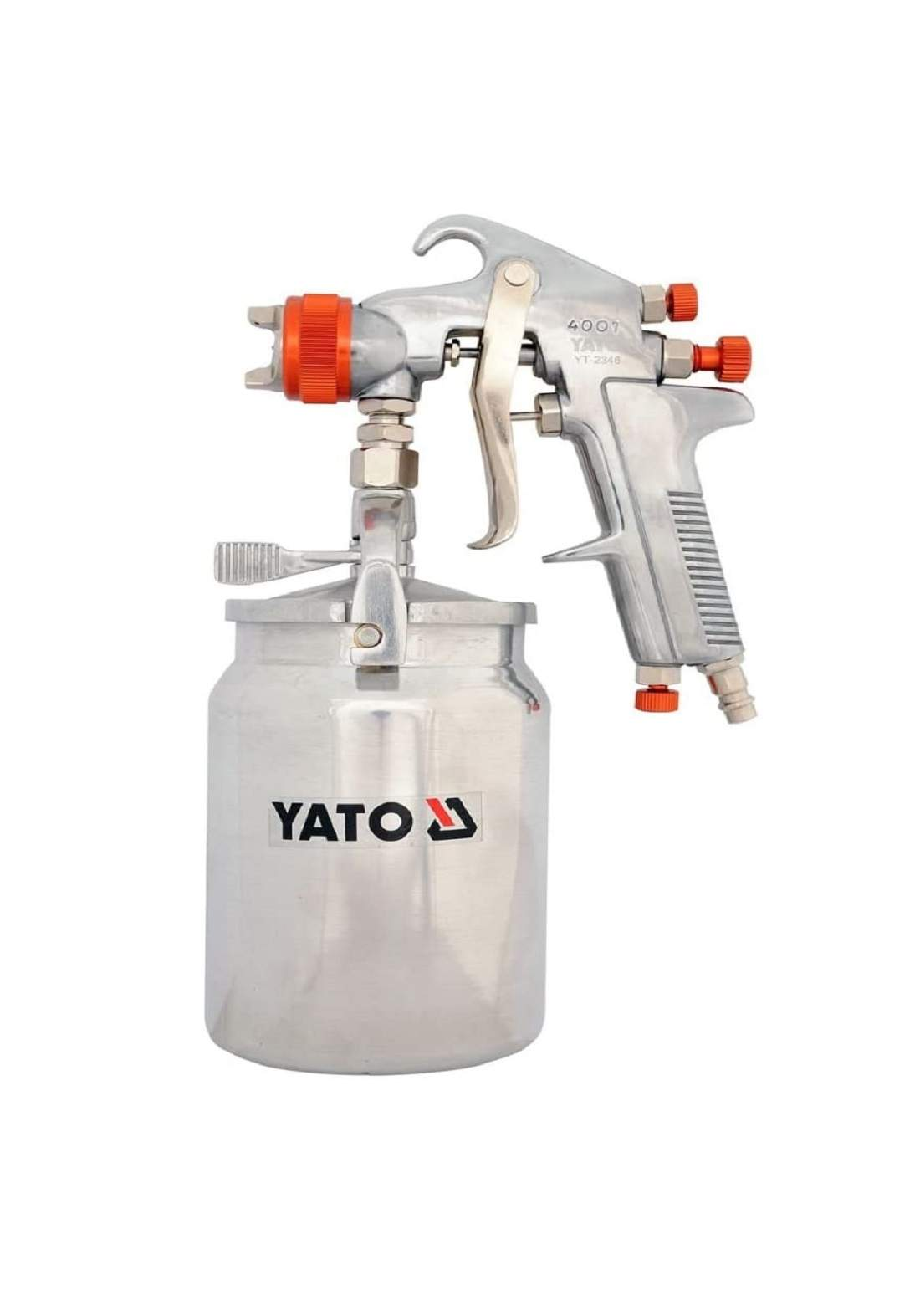 Yato YT-2346 Hvlp spray gun 0.6l, 1.8 mm مسدس طلاء