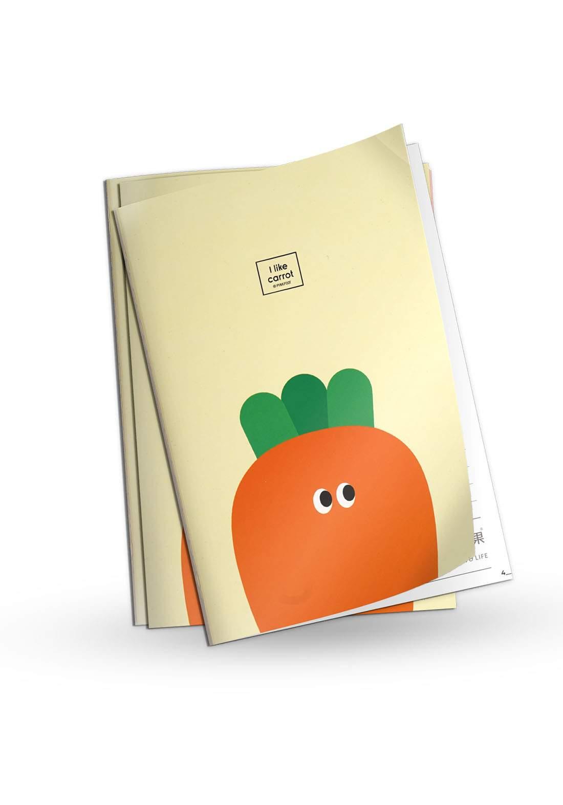 Notebook YZ-0052 40 Sheets دفتر ملاحظات 40 ورقة