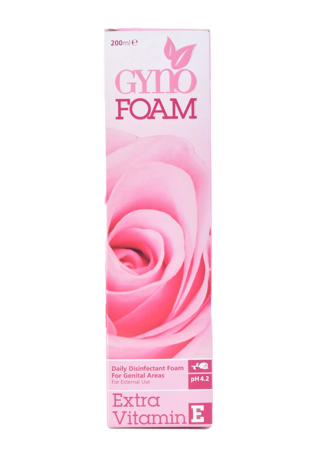 غسول رغوي نسائي Turkuaz Konicare Gyno Foam Daily Cleaning Foam 200ml