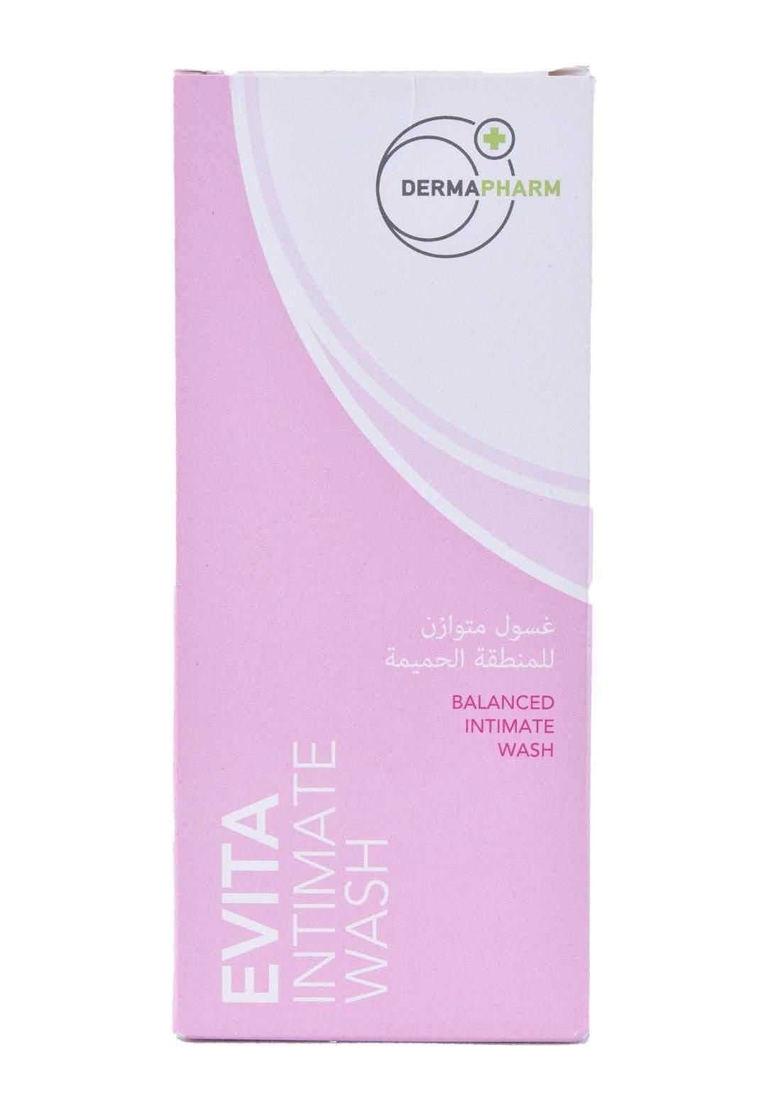 Derma Pharm Balanced Intimate Wash 200ml غسول نسائي
