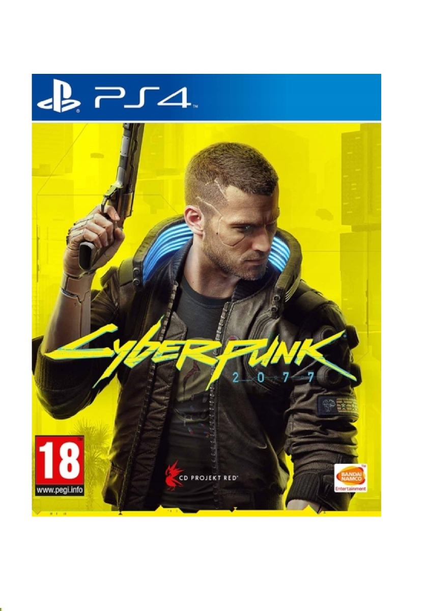 CyberPunk 2077 PS4 Arabic